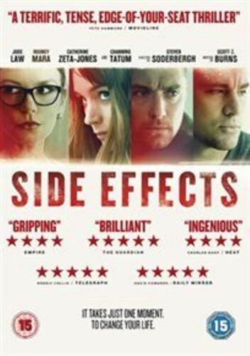 1 of 1 - Side Effects (DVD, 2013)
