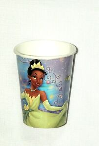 8 ~ Birthday Party Supplies DISNEY PRINCESS Once Upon a Time 9oz PAPER CUPS