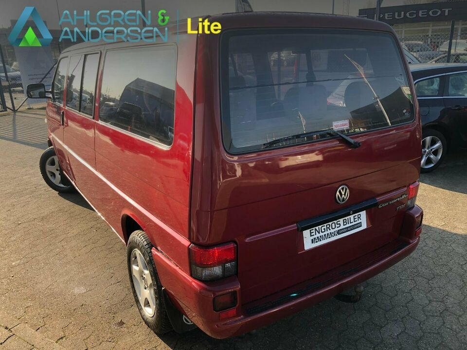 VW Caravelle 2,5 TDi 102 10prs, Diesel, årg. 1998