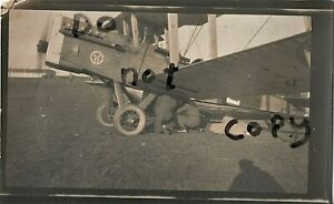 WW1-RAF-Royal-Air-Force-Bomber-aeroplane-Airco-DH9-Serial-no-E714