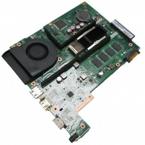Asus-X200M-Laptop-Motherboard-Intel-Celeron-N2815-1-86-Ghz-Heatsink-and-Fan