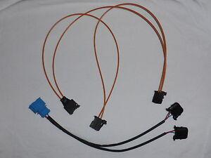 audi mmi2g adaptateur a4 a5 a6 a8 q5 q7 fibre optique. Black Bedroom Furniture Sets. Home Design Ideas