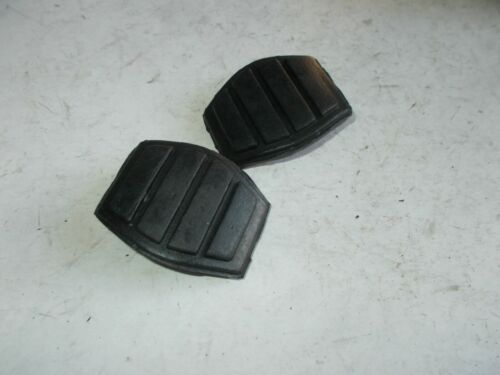 2 X Pedalbezüge Bremse Kupplung Renault 5 Gt Turbo Brake Clutch Pedal Covers