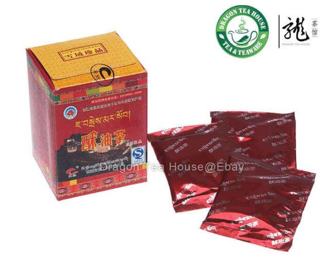 Instant tibetischen Original Geschmack yak butter tea 80g