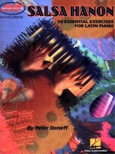 Salsa Hanon Play-Along Private Lessons Series (Peter Deneff) Musicians Institute