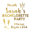 Custom-Bachelorette-Party-Golden-Tattoos-Hen-night-temp-tattoos-Team-Bride-Hen thumbnail 9