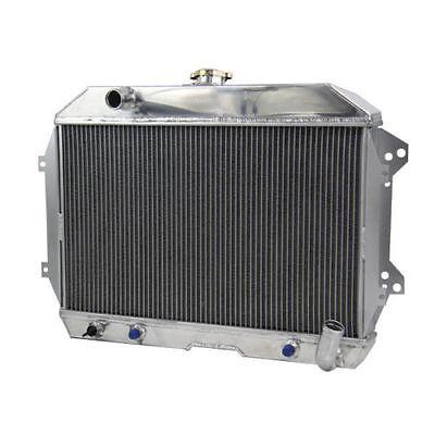 3 Row Aluminum Radiator for Datsun 240Z//260Z L24//L26 1970 1971 1972 1973 74 1975