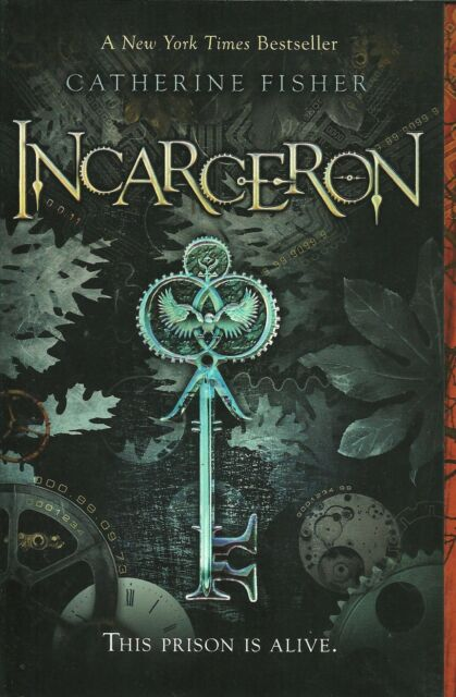INCARCERON BY CATHERINE FISHER (TRADE PAPERBACK 2007) BRAND NEW!!!