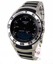 Tissot T056.420.21.051.00 SAILING-TOUCH BLACK Herren Chronograph Uhr       NEU