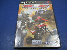PlayStation 2, MX vs. ATV UNTAMED, Rated E for Everyone