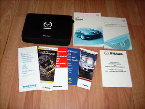 Captivating Image Is Loading 2008 Mazda 3 Owners Manual 02885