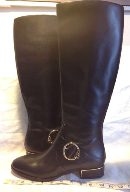 a756541c4 Tory Burch Women s Size 8.5 Sofia Riding Boot in Black 40343 for ...