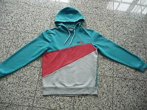 Kapuzenpullover-Pullover-Tom-Tailor-Herren-Kinder-Gr-S-gebr-grau-rosa-blau