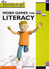 Word Games for Literacy Key Stage 2 by Martin Coles (Paperback, 2001)