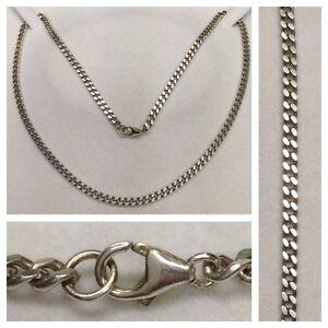 larghezza-COLLANA-MAGLIA-GRUMETTA-925er-in-argento-gioielli-catena