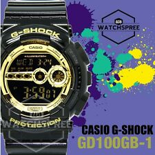 Casio G-Shock Extra Large Series Watch GD100GB-1D