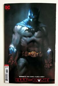 BATMAN-76-City-of-Bane-DC-Comics-Dell-039-Otto-Variant-2019-NM-Unread