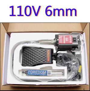 Details about 110V 230W Jewelers Flex Shaft Kit SR Motor & Accessories  Complete Set 6mm