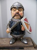 97100 B Figurine Chevalier Medieval Armure Moyen Age 30%