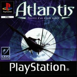 ATLANTIS-SECRETS-D-039-UN-MONDE-OUBLIE-SONY-PLAYSTATION-1-PS1-COMME-NEUF-VF