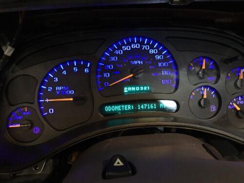 FULL REPAIR SERVICE 2003 GM Duramax Diesel Speedometer Gauge Cluster