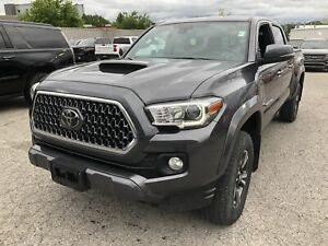 2018 Toyota Tacoma TRD