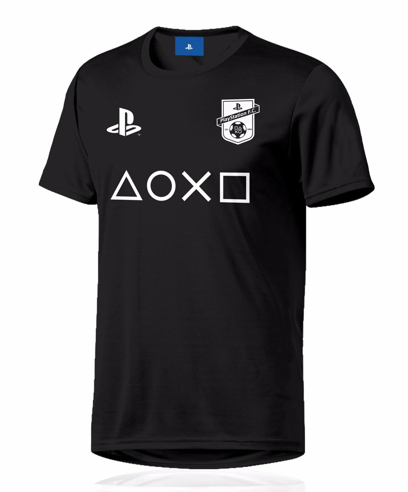 Playstation Esports T-shirt - Fc Symbol Black (m)