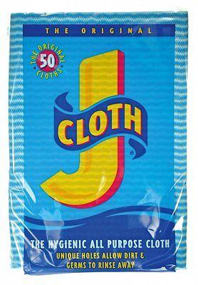 L/'original genuine tout usage hygiénique johnson/'s j chiffons-pack de 5 chiffons