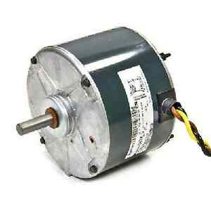 Hc39ge466 carrier condenser fan motor 14hp 1100900rpm ge part image is loading hc39ge466 carrier condenser fan motor 1 4hp 1100 sciox Image collections