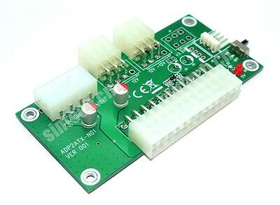 main deputy dual power on/off switch controller adapter for diy bitcoin miner