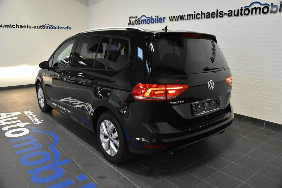 VW Touran 2,0 TDi 150 Sound 7prs Diesel modelår 2017 km 46000