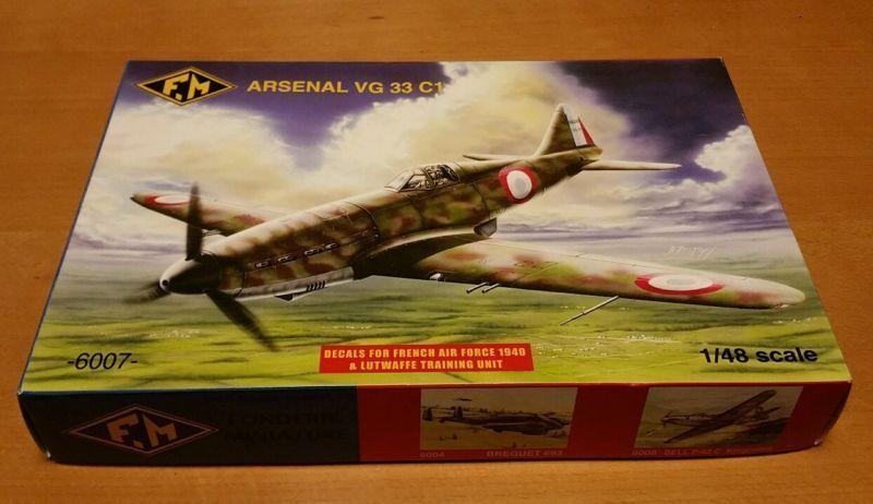 FM 1 48 Arsenal VG 33 C1