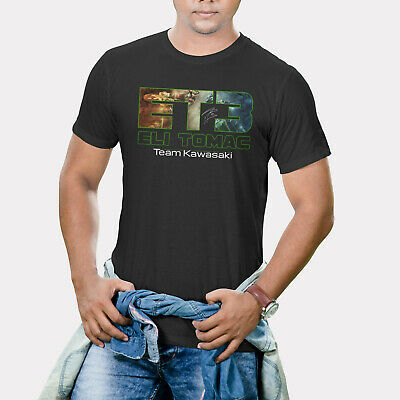 Eli Tomac Geico Racing Tshirt New Men/'s T-SHIRT FULLPRINT TEE Size S to 3XL