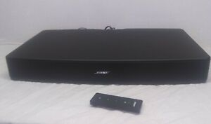 BOSE-Solo-TV-Sound-System-w-Remote-Works-amp-Sounds-Great