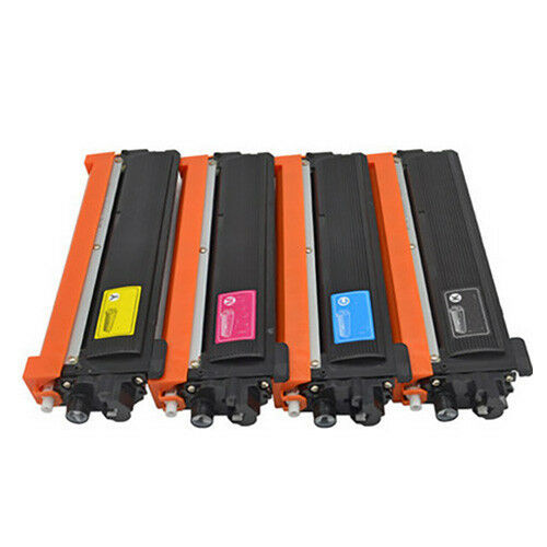 4x Colour TN240 TN240 for Brother Toner HL3040CN MFC9120CN