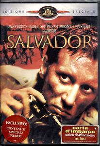 SALVADOR-DVD-NUOVO-E-SIGILLATO-PRIMA-STAMPA-EDIZIONE-SPECIALE-NO-EDICOLA