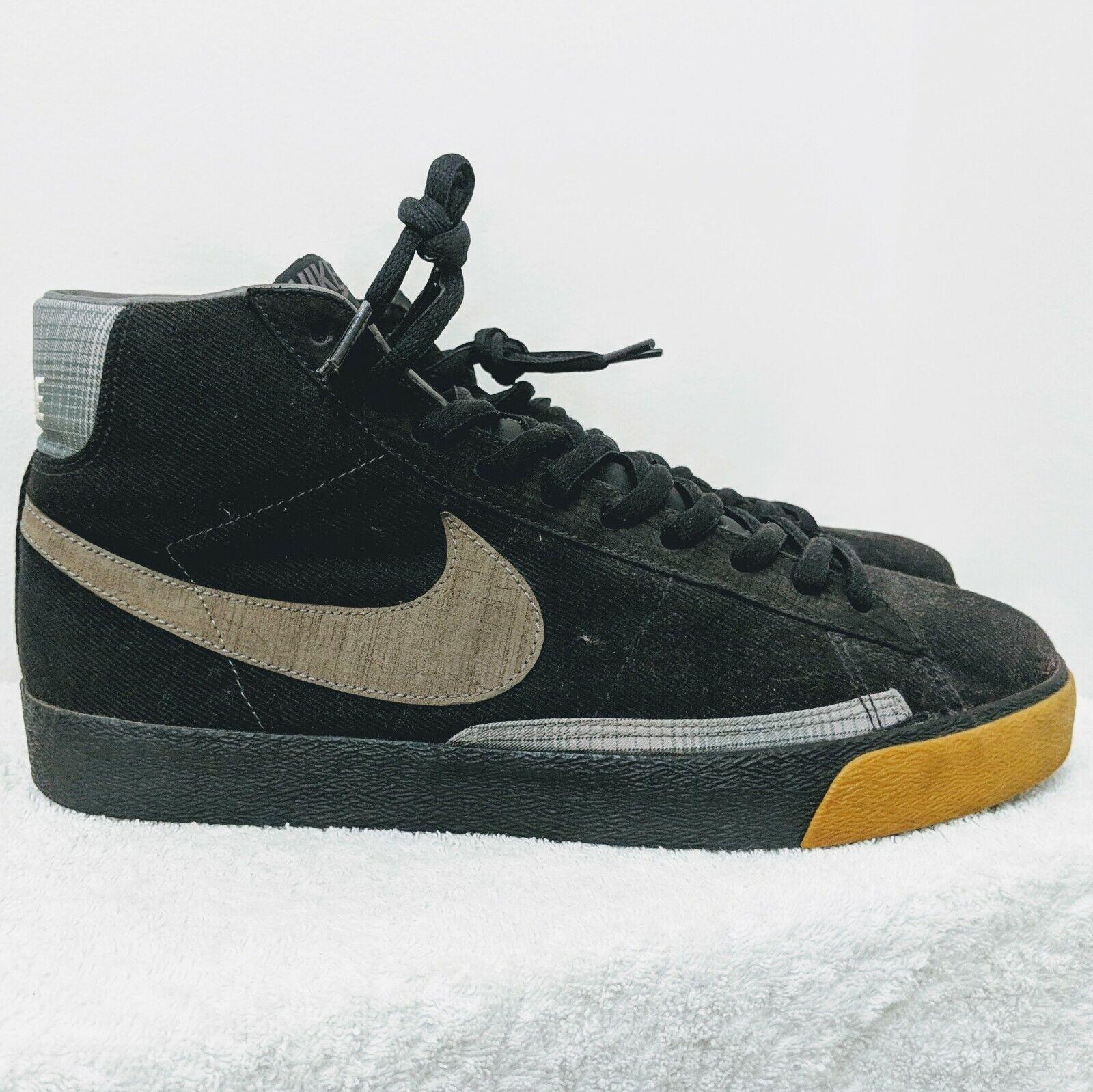 NDS 2005 Nike Blazer Blazer Blazer Mid 73 (Nero Grigio) 310016-001 Sz   US 11.5 42eb12