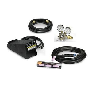 Open-Box-Miller-Multimatic-200-TIG-Torch-Contractor-Kit-w-Foot-Control-301287