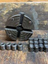 Craftsman Dunlop Altas 109 12 X 20tpi 4 Jaw Independent Reversible 3 Inch Chuck