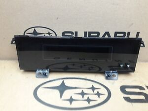 Details about 12-17 Subaru Impreza Crosstrek Multi Display Dash Gauge  85261FJ071 4k 0915