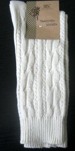 Trachten calcetines Trachten medias estructura algodón con elastano naturaleza talla 35-48