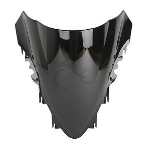 Black-Windscreen-Windshield-Fit-For-Yamaha-YZF-R1-YZF-R1-YZFR1-2007-2008-07-08