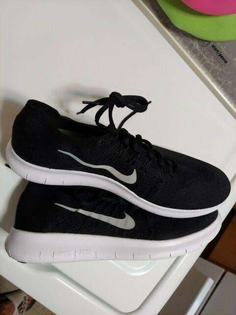 saludo finalizando Fuera de servicio  Nike RN Flyknit 2017 Mens Running Shoes 12 Team Red 880843-600 for sale  online   eBay