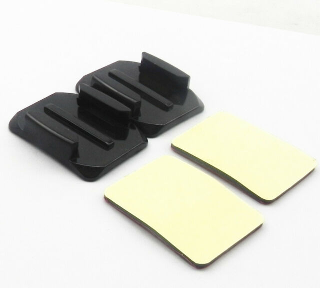 Curved Surface Mounts With 3M Adhesive Pad For SJ4000 Camera I
