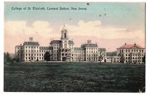 CPA-USA-College-of-St-Elizabeth-Convent-Station-New-Jersey