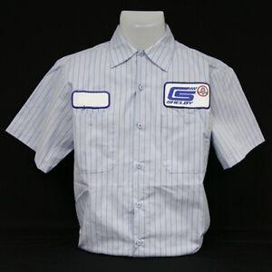 Shelby-2005-2012-Factory-Assembly-Plant-Shop-Shirts-Original-RARE
