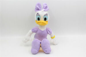 New-Authentic-Disney-Store-Exclusive-Daisy-Duck-Soft-Plush-Doll-Toy-9-034-Xmas-Gif
