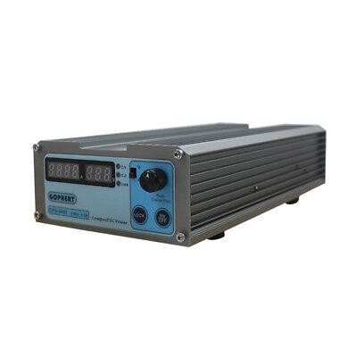 0-60V//0-5A AC100-240V Gophert CPS-6005 II Digital Adjustable Power Supply 60V 5A