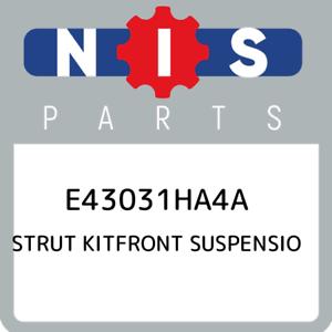 E43031HA4A-Nissan-Strut-kitfront-suspensio-E43031HA4A-New-Genuine-OEM-Part