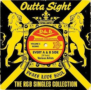 R-amp-B-SINGLES-COLLECTION-VOLUME-2-Various-NEW-amp-SEALED-CD-OUTTA-SIGHT-NORTHERN